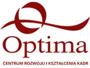 Logo Optima Centrum Rozwoju i Ksztalcenia Kadr